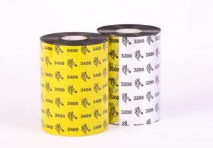 Barvící Pásky Wax Resin