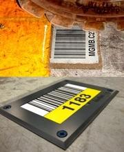 Podlahové Etikety