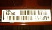 Reflexní Etikety Pro Značení Skladových Regálů