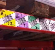 Víceúrovňové Etikety Pro Regálové Pozice