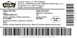 Výrobkové A Produktové Etikety Dle GS1