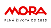 Logo Mora Moravia 100