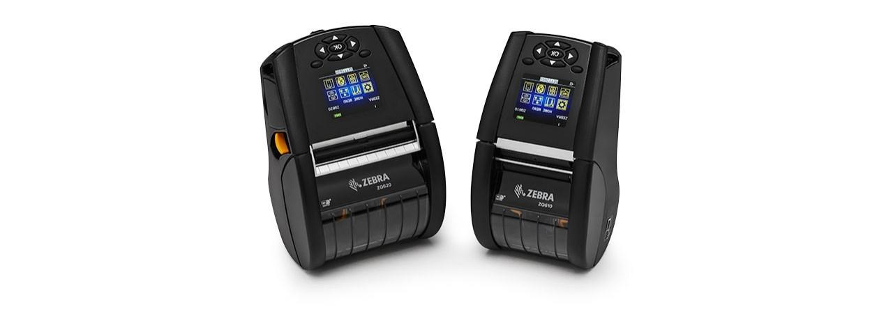 RFID tiskárna etiket Zebra ZQ600 Series
